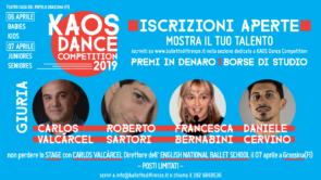 KAOS Dance Competition 2019
