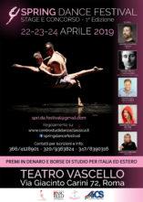 Spring Dance Festival 2019
