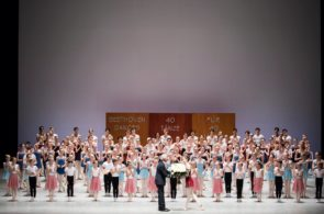 Audizioni School of Hamburg Ballet John Neumeier per l'anno 2020/2021