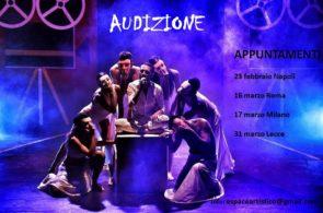 Espace International cerca ballerine, ballerini e cantanti/performer per resort in Puglia. Audizioni a Napoli, Roma, Milano e Lecce.
