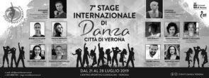 Stage Internazionale di Danza Città di Verona 2019