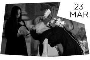 Fiori di garza di Laura Fusco e Cristiana Casadio per Palcoscenico Danza