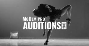 Audizioni per MoDem PRO 2019
