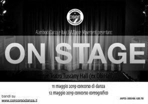 Concorso di danza e coreografia On Stage 2019