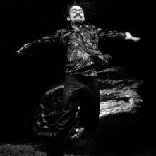 Workshop di coreografia con gli artisti appartenenti del Tanztheater Wuppertal Pina Bausch. Primo incontro a Roma  con Jorge Puerta Armenta