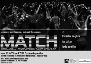 MATCH international contemporary dance workshop