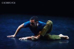 Workshop di floor work con Marco Alteriis