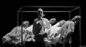Il Nuovo BallettO di ToscanA in Pulcinella di Arianna Benedetti al Teatro Comunale di Vicenza