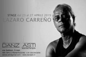 Stage con Lazaro Carreño