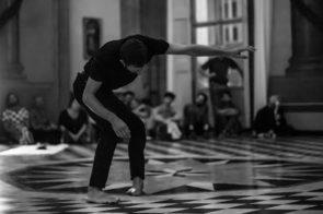 Cristina Kristal Rizzo con ULTRAS sleeping dances e Bangkok2/Toccare a Cango