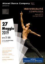 A Roma la Atzewi Dance Company in Individualità complessa