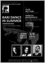 Bari Dance in Summer 2019
