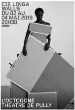 Compagnie Linga: debutta Walls la nuova produzione firmata da Katarzyna Gdaniec e Marco Cantalupo
