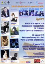 Cosenza Danza Festival Mare 2019