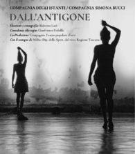 Dall'Antigone di Roberto Lori debutta al Teatro delle Arti di Lastra a Signa per RESI_DANCE 2018/2019