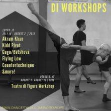 Dance Italia Summer Workshop