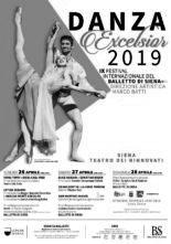 Danza Excelsior: a Siena Gala di danza e il debutto di Fellini, la dolce vita di Federico di Marco Batti con il Balletto di Siena