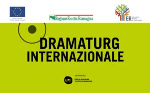 Emilia Romagna Teatro Fondazione: bandi di selezione per i corsi gratuiti della Scuola di Teatro Iolanda Gazzerro. Tra i bandi anche quello per dramaturg