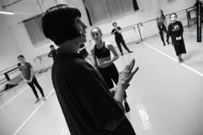 Francesca Frassinelli crea in Germania per la Delattre Dance Company