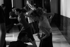 IN-SIDE-OUT al Teatro Massimo di Palermo. Un percorso percettivo e sensoriale con le musiche di Mario Bajardi e la coreografia di Giovanna Velardi