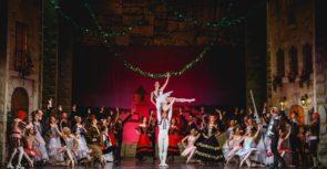Audizione Romanian National Opera House Iasi per danzatori e danzatrici solisti e per il corpo di ballo per la stagione 2019-2020