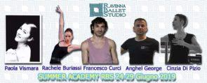 Summer Academy Ravenna Ballet Studio