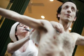 Il ridicolo del dramma. Workshop con Tardito/Rendina