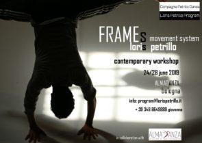 FRAMEs Movement System. Workshop con Loris Petrillo