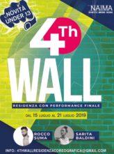 4TH WALL Residenza Coreografica