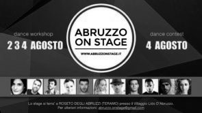 Abruzzo On Stage - Concorso e stage di danza