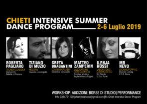 Chieti Intensive Dance Program | Summer Edition