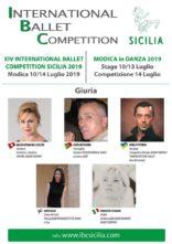 International Ballet Competition Sicilia 2019