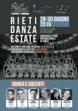 Rieti Danza Estate 2019