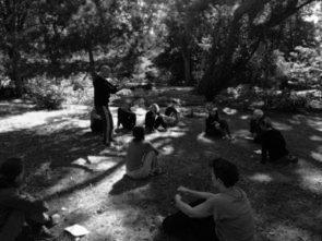 Scuola sul gesto e il paesaggio: operare nelle città e nei territori. Percorso di formazione a cura di Virgilio Sieni rivolto a operatori culturali, educatori e artisti