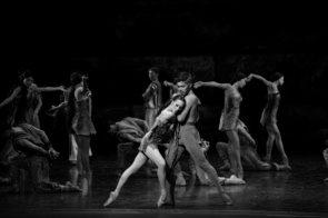 Il Balletto dell'Opera di Astana in Spartacus di Yuri Grigorovich  al Teatro dell'Opera di Roma