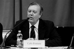 Carlo Fontana è stato confermato alla presidenza dell'AGIS - Associazione Generale Italiana dello Spettacolo