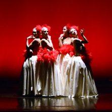 La Lyric Dance Company in Piaf, hymne à l'amour di Alberto Canestro all'Estate Fiesolana