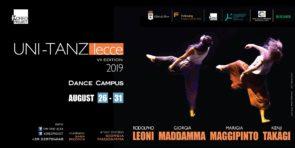 Uni-Tanz Lecce 2019