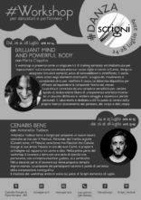 Scrigni Festival. Workshop per danzatori e performers