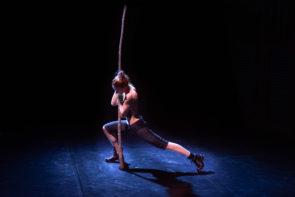 Michela Paoloni ad Hangartfest con trittico di coreografie: Jeanne, Affleurer e I Am