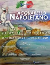 Audizione per danzatori, cantanti e attori per ilMusical Show Acquarello Napoletano, regia diGiorgio Verdelli, coreografie di Rocco Greco
