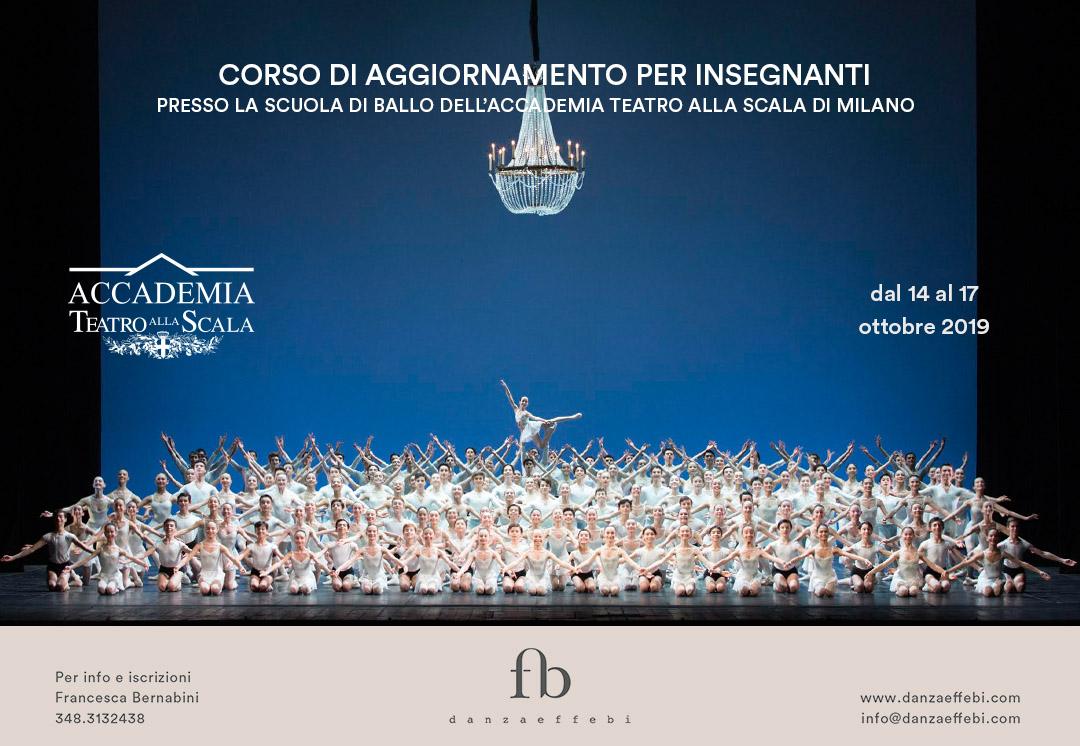 Calendario Teatro Alla Scala.Scuola Di Ballo Dell Accademia Teatro Alla Scala Corso Di