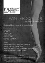 ESB Winter School, lo stage invernale della European School of Ballet di Amsterdam