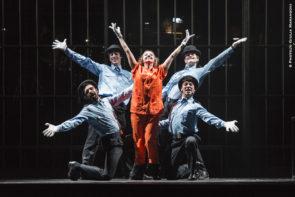 The Bernstein School of Musical Theater. Corso gratuito di Alta Formazione per Performer di Musical Theater