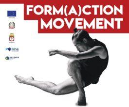 FORM(A)CTION MOVEMENT. Corso gratuito di formazione professionale per danzatori finanziato dalla Regione Puglia