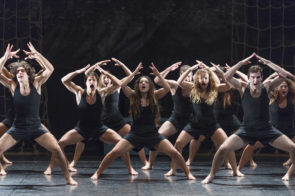 La compagnia di danza Körper in Vivianesque di Gennaro Cimmino