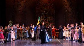 Lo Schiaccianoci della Scuola di Danza del Teatro dell'Opera di Roma al Teatro Nazionale