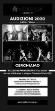 Audizione Art & Show per ballerine e ballerini per stagione primavera-estate per strutture 4 stelle sul Lago di Garda