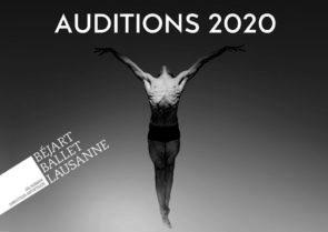 Audizione Béjart Ballet Lausanne per danzatori e danzatrici solisti (Svizzera)