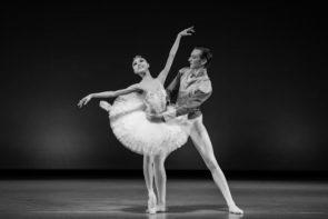 Audizione Ballettschule Theater Basel per l'anno scolastico 2020/2021